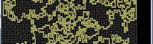 【炮姐的迷宫】写个程序解迷宫