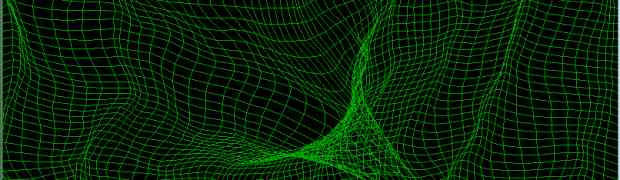 [EGE Net]跟风做个小demo,网格自由变化~
